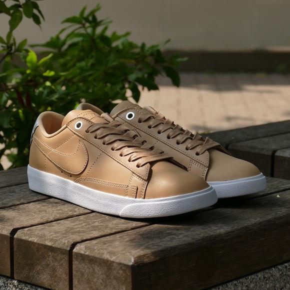 20179feb04539 Nike Shoes | Blazer Low Top Sneaker Se | Poshmark